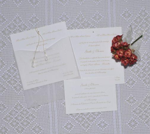 faire-part mariage étoiles
