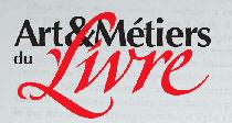 logo arts et métiers du livre