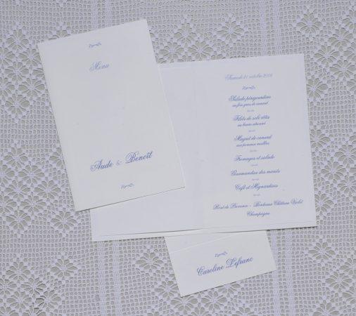 menu étretat
