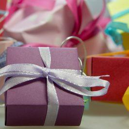 calligraphie en cadeau
